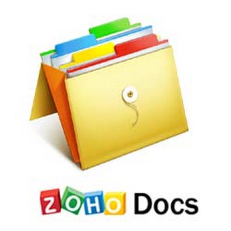 Zoho Docs - best document management software