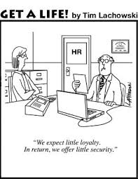 At Will Employment Funny Comic from Get A Life