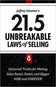 21.5 Unbrekable Laws of Selling-Best Sales Books