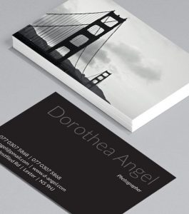 sample business card from moo - High Quality Business Cards