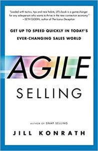 Agile Selling-Best Sales Books