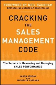 Cracking the Sales Management Code-Best Sales Books