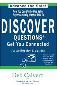 Discover Questions Gets You Connected-Best Sales Books