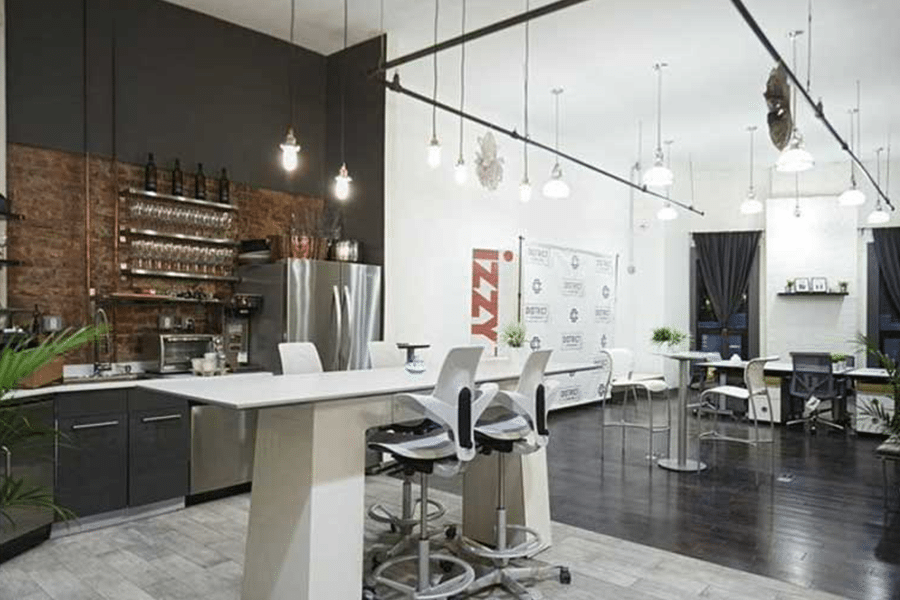 District cowork nomad services pricing for Nomad service