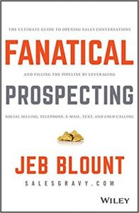 Fanatical Prospecting-Best Sales Books