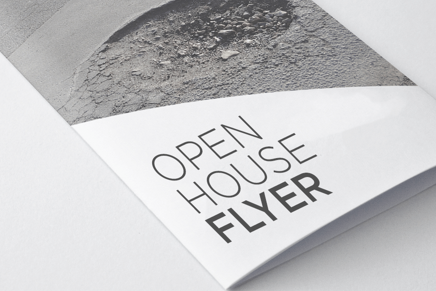 15 Best Free Open House Flyer Templates
