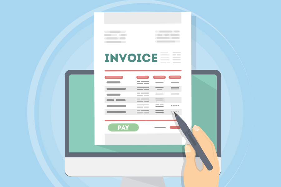Free Invoice Template & Instructions for Excel, PDF, & Word