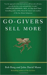 Go-Givers Sell More-Best Sales Books