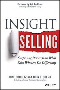 Insight Selling-Best Sales Books