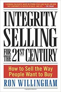 Integrity Selling-Best Sales Books