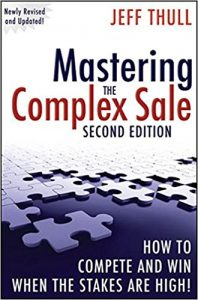 Mastering the Complex Sale-Best Sales Books