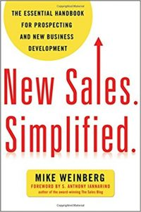 New Sales Simplified-Best Sales Books