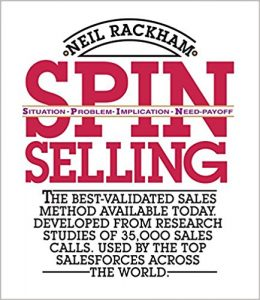 Spin Selling-Best Sales Books