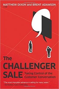 The Challenger Sale-Best Sales Books
