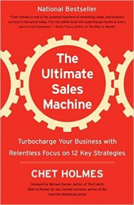The Ultimate Sales Machine-Best Sales Books