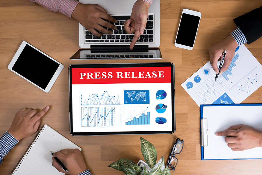 Top 34 Press Release Examples from the Pros