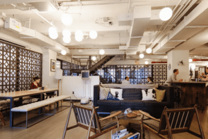 wework - city hall reviews