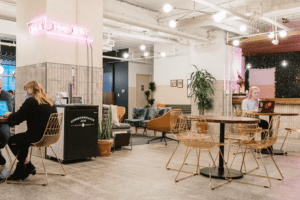 WeWork - West 57th Street reviews