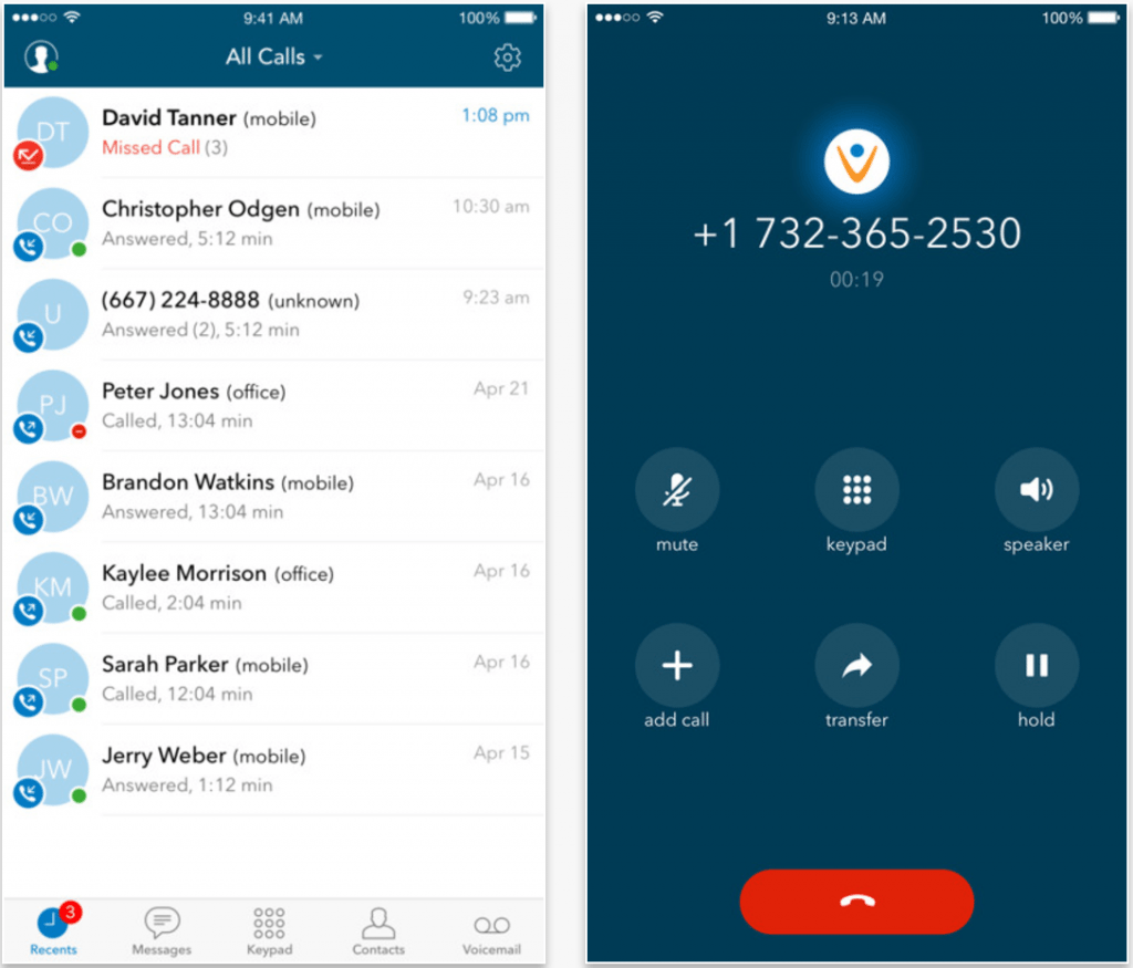 Use VoIP on your mobile phone with a handy app