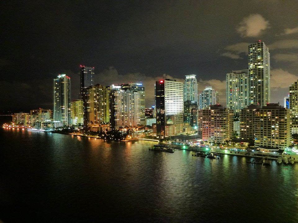 Miami-Fort Lauderdale-Pompano Beach - top 1 in most entrepreneurial cities