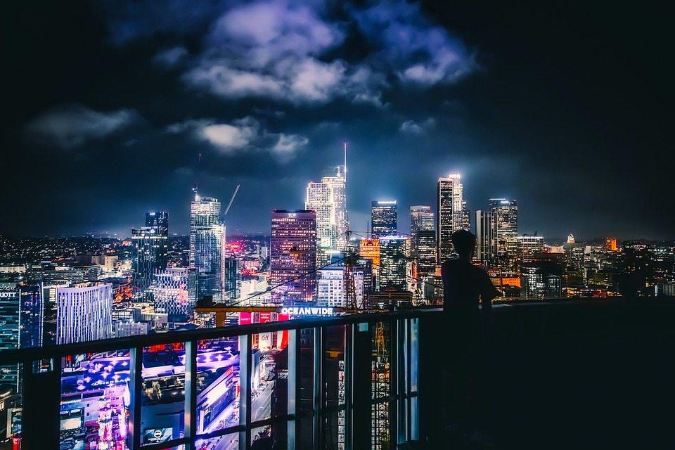 Los Angeles - Long Beach - Santa Ana - top 3 in most entrepreneurial cities