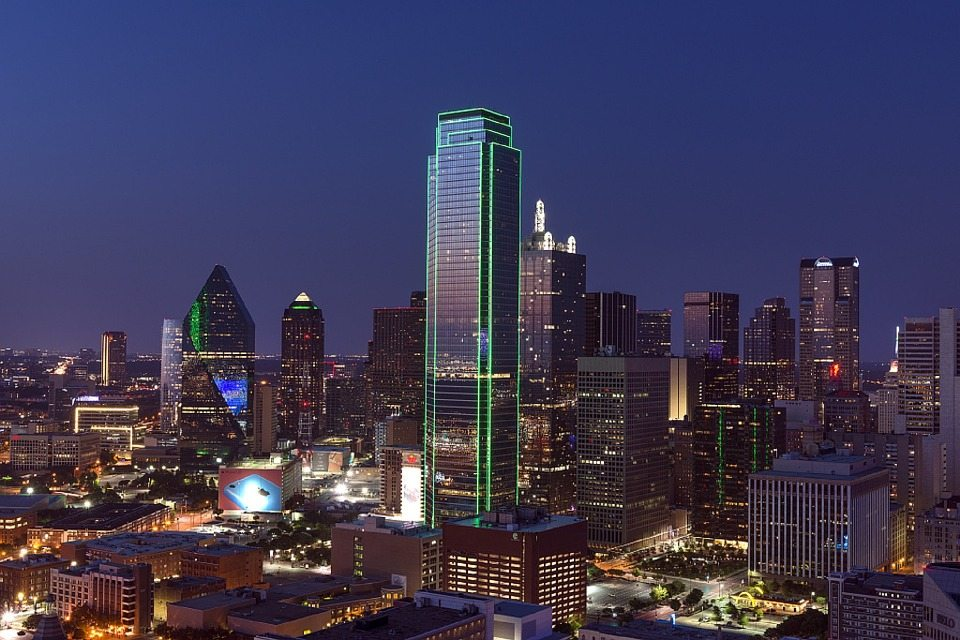 Dallas-Fort Worth-Arlington - top 4 in most entrepreneurial cities