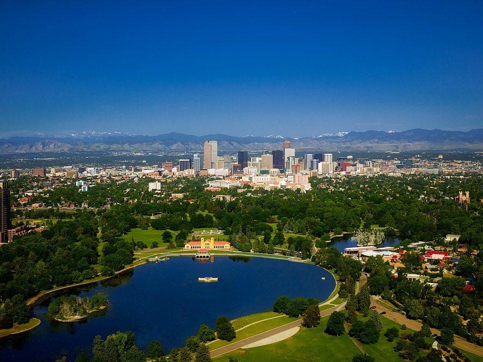 Denver-Aurora-Broomfield - top 8 in most entrepreneurial cities