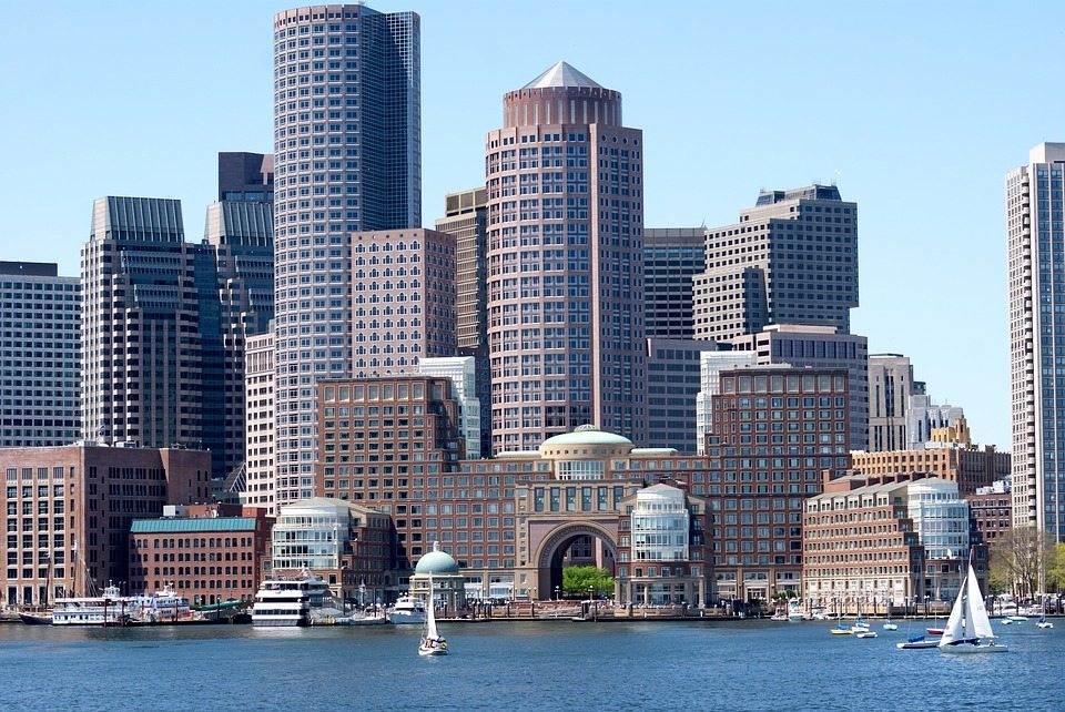 Boston-Cambridge-Quincy - top 12 in most entrepreneurial cities