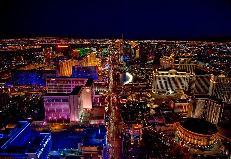 Las Vegas-Paradise - top 15 in most entrepreneurial cities