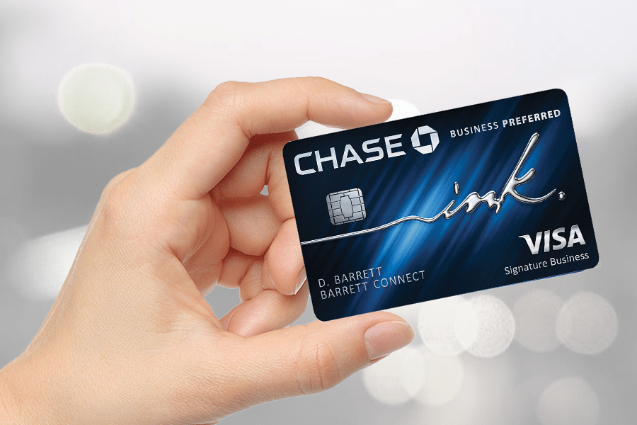 Chase Ink Business PreferredSM Credit Card