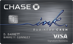 Business Credit Cards from Chase