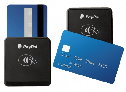 Paypal Here - Mobile Credit Card Processing