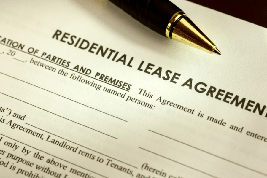 Residential Lease Agreement with Option to Purchase