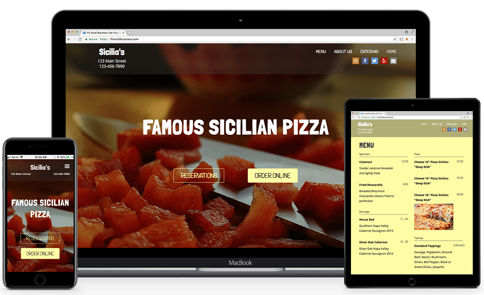 Restaurant Website Free WordPress Template Instructions - Restaurant template wordpress