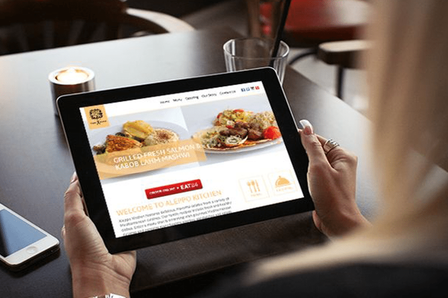 How To Design A Restaurant Website In 8 Steps    Free