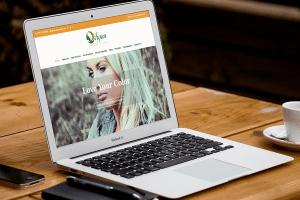 Salon Website: Free WordPress Template & Instructions