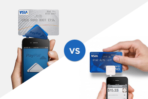 Square vs PayPal - which is best for your business