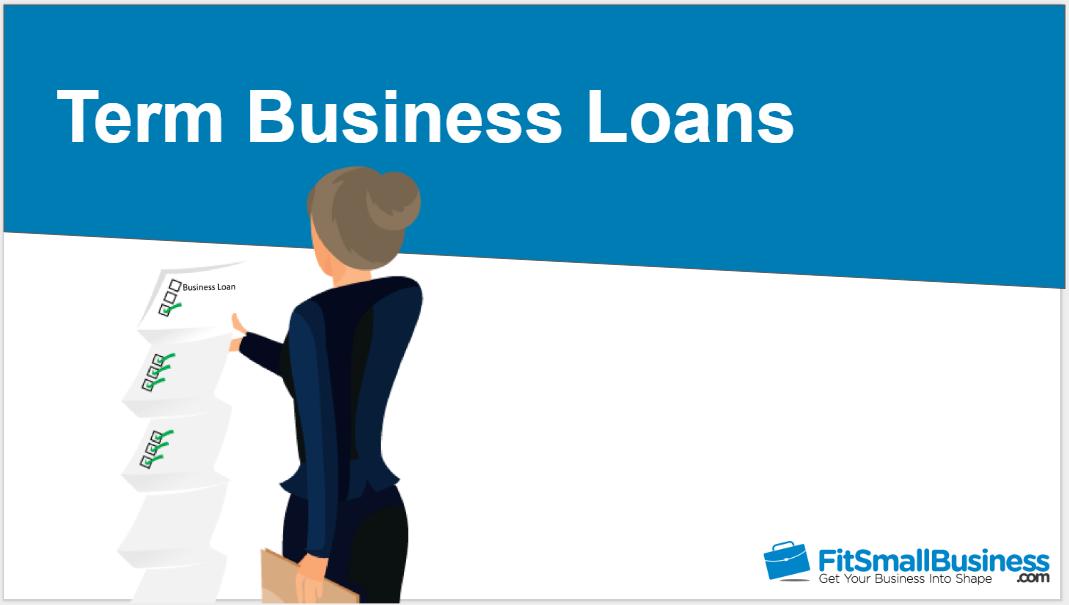 Term Business Loans