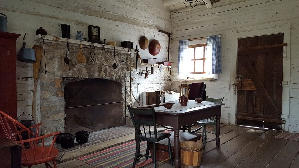 home staging vintage fixer upper