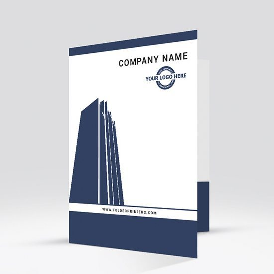 corporate-presentation-folder - pocket folder templates