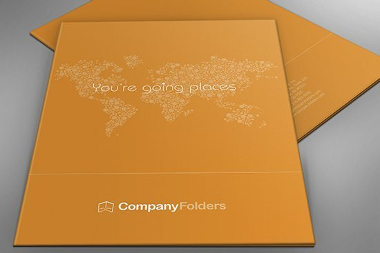 orange-travel-agent-folder-template - pocket folder templates