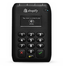 Shopify-Mobile Credit Card Processing