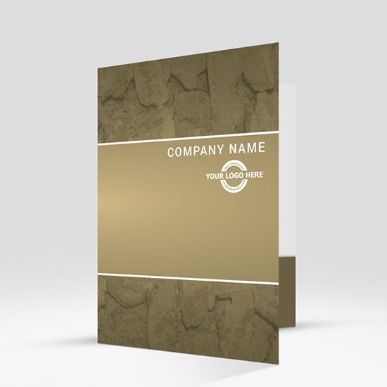 stone-wall-presentation-folder - pocket folder templates