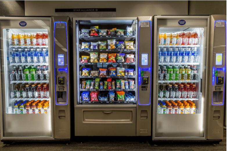 Keep your vending machines well stocked, clean, and functioning - Vending Machines for Sale