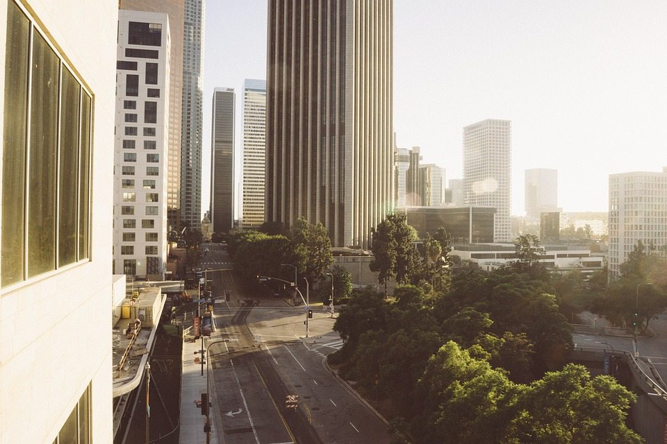 Los Angeles - first in best cities for real estate agents