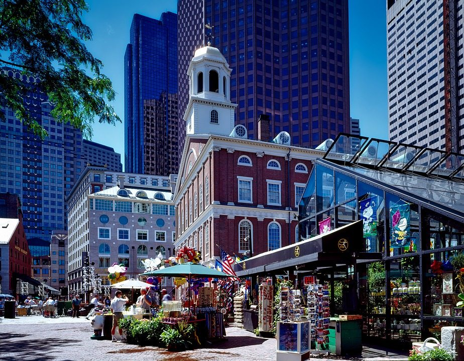 Boston - second in best cities for real estate agents