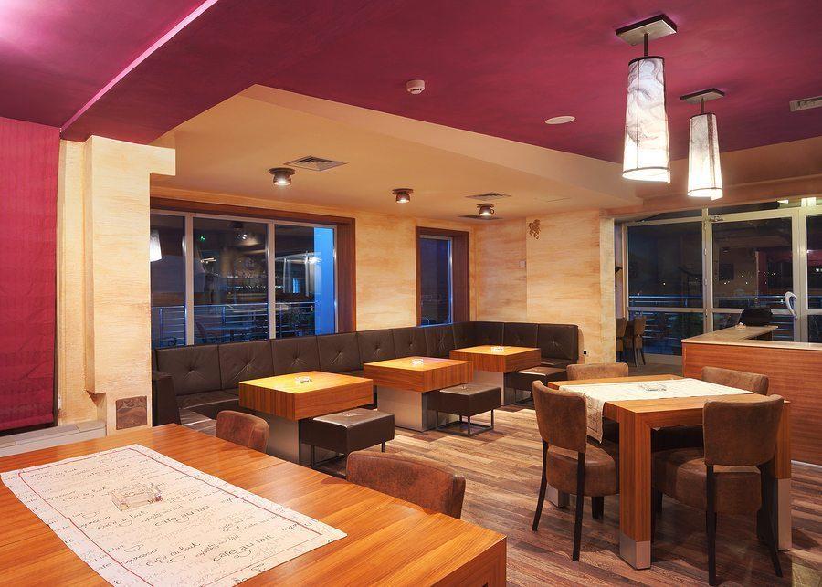 Restaurant Floor Plan - Plan your dinding space