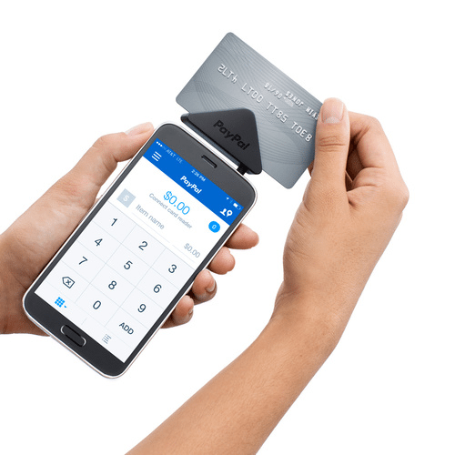 5 best mobile credit card processing options for 2018 paypal here mobile credit card processing reheart Image collections