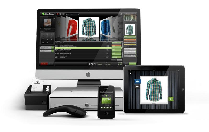 POS cash register - Lightspeed POS fills for many retail needs