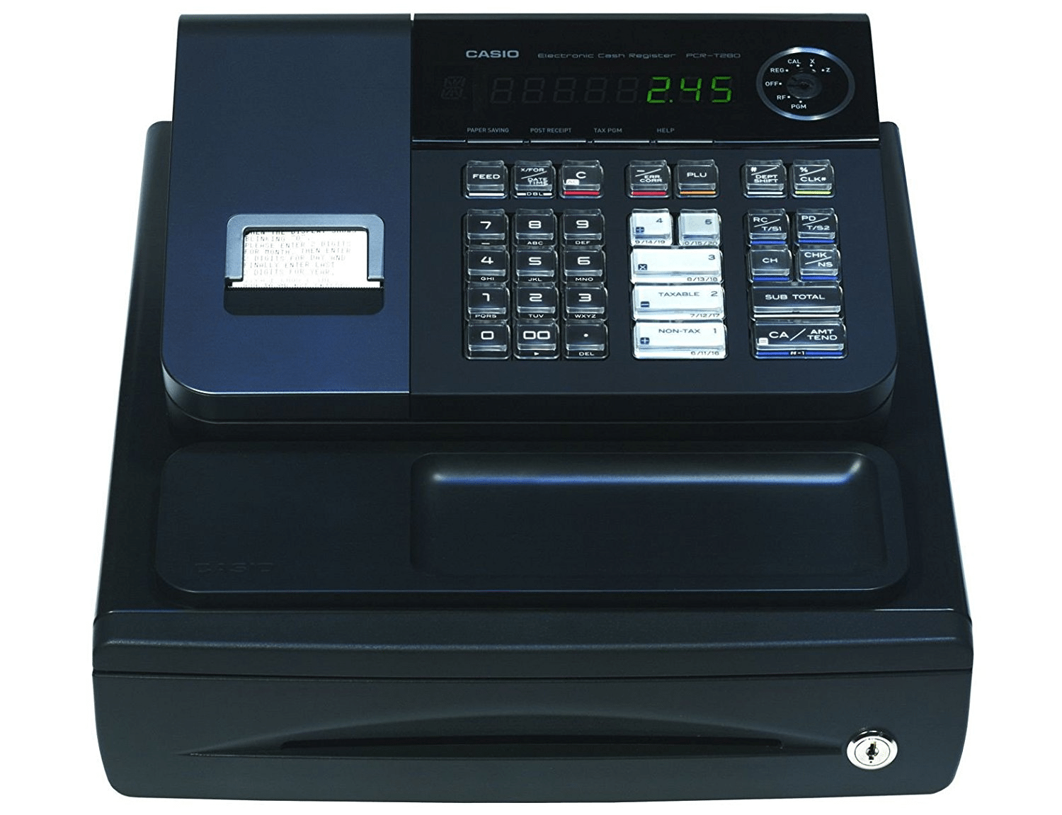 POS Cash Register - when a basic cash register is all you need